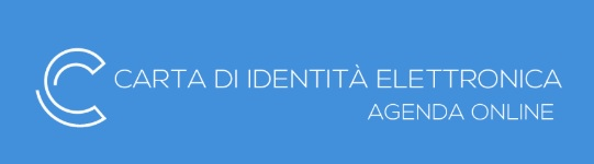 Agenda On-Line Carta di Identità Elettronica